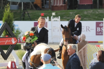 Ulyss Morinda vainqueur en Allemagne, CSI 4* à Gross Viegeln