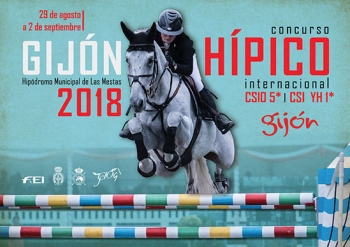 Ulyss Morinda was placed in his first Nations' Cup at the 5 star CSIO in Gijon in Spain.