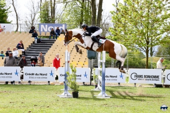 CSI 3* at Mauberge – 140, 150, and 145 classes